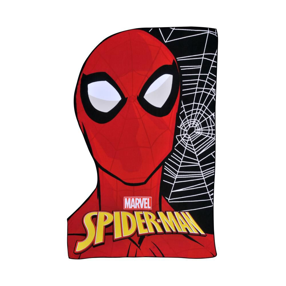 Toalla Playa Disney Spiderman Red image number 0.0