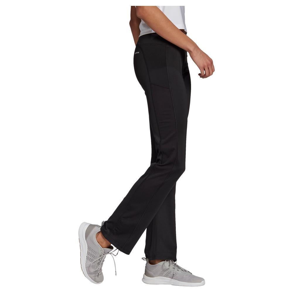 Pantalón De Buzo Mujer Adidas Bootcut Pants image number 2.0
