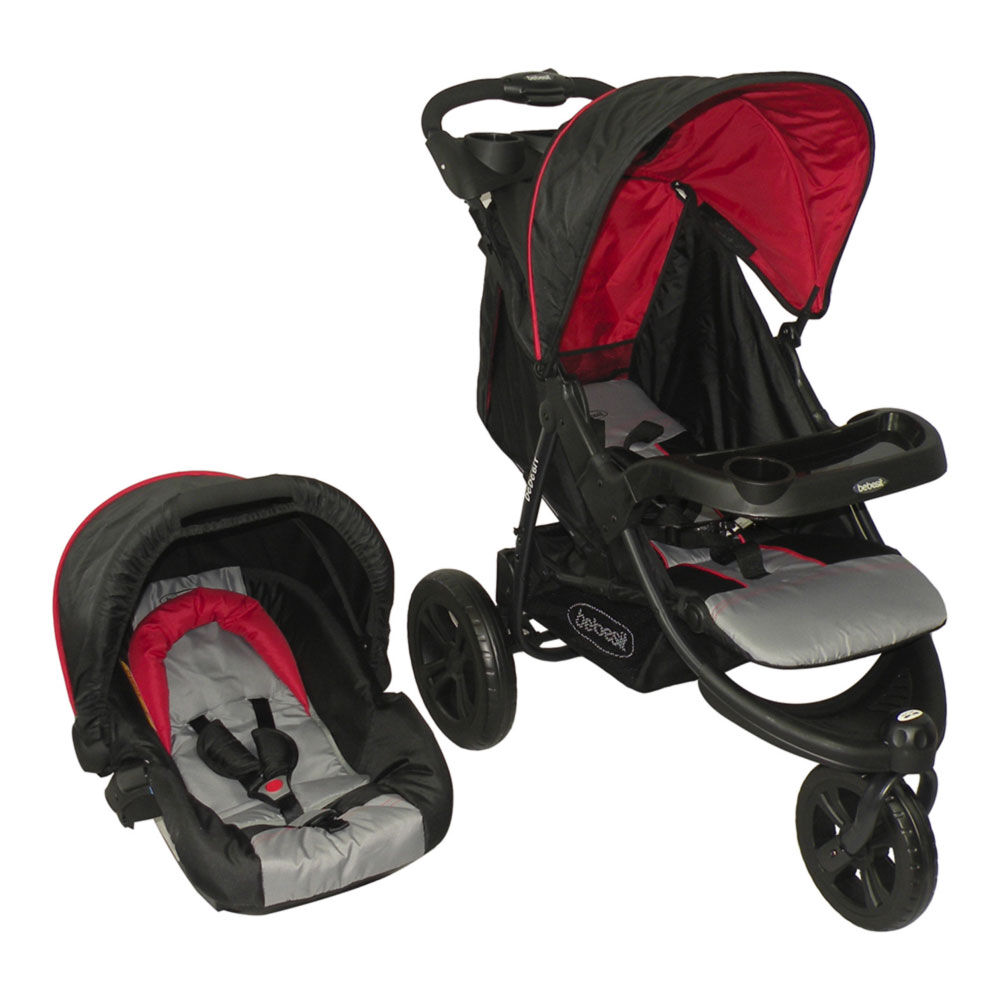 Coche Travel System Bebesit P52 image number 0.0