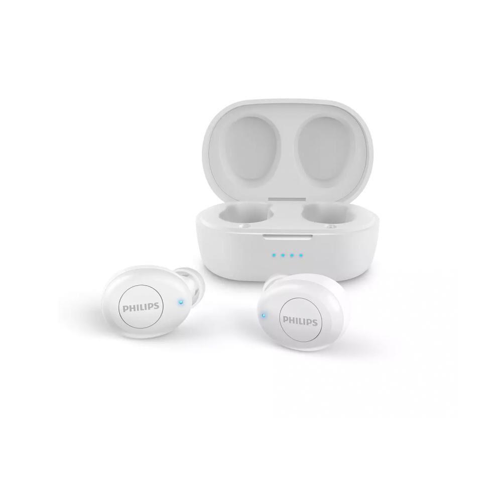 Audífono Bluetooth True Wireless Philips TAT2205 Blanco image number 3.0