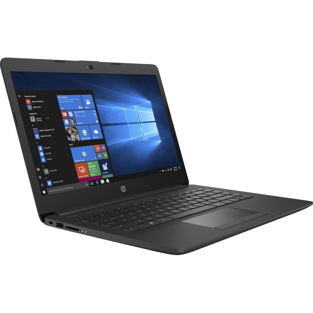"Notebook Hp 240 G7 / Plateado Ceniza Oscuro / Intel Celeron / 4 Gb Ram / 500 Gb Hdd / 14 "" image number 2.0"