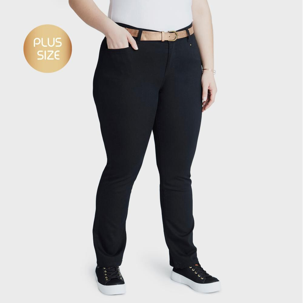 Jeans Mujer Curvi image number 0.0