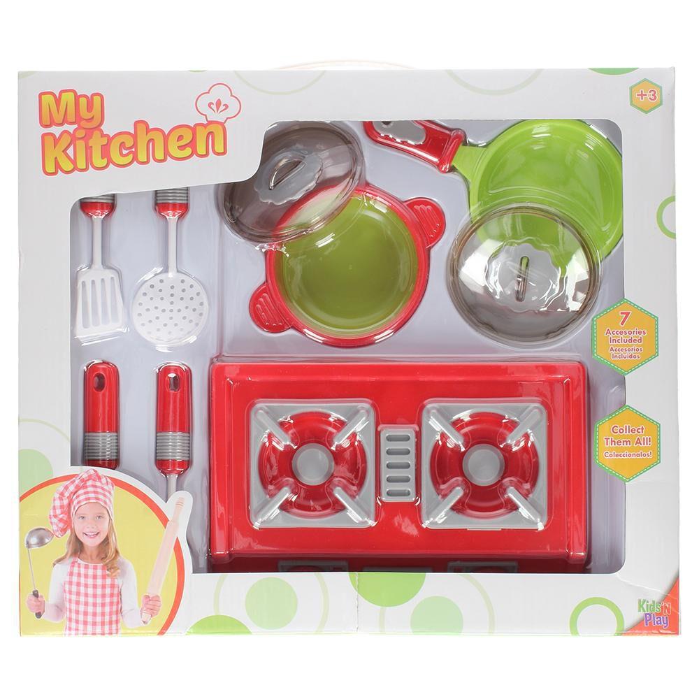 Set De Cocina My Kitchen image number 1.0