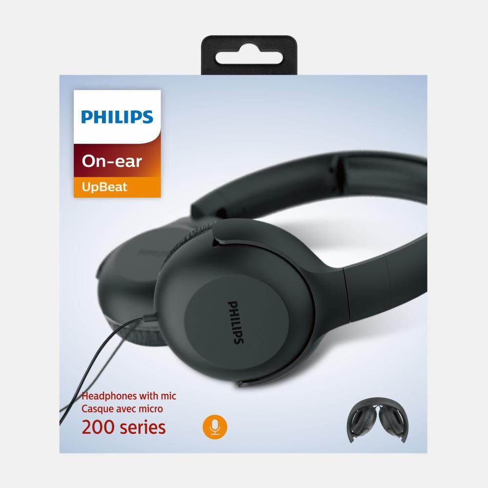 Audífonos Philips Tauh201bk/00 image number 4.0
