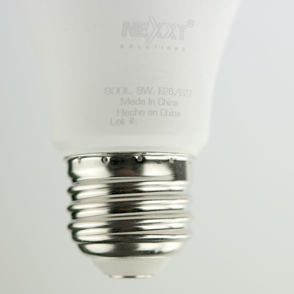 Bombilla Smart Nexxt 3 Pack  / 800 Lúmenes / 9W (Equivalente A 60 Watts) image number 2.0