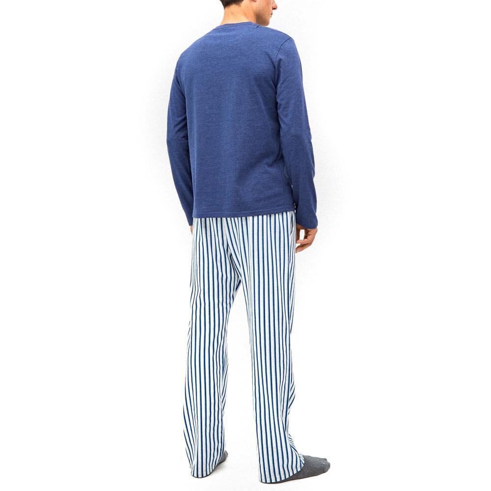 Pijama Hombre Trial / 2 Piezas image number 1.0