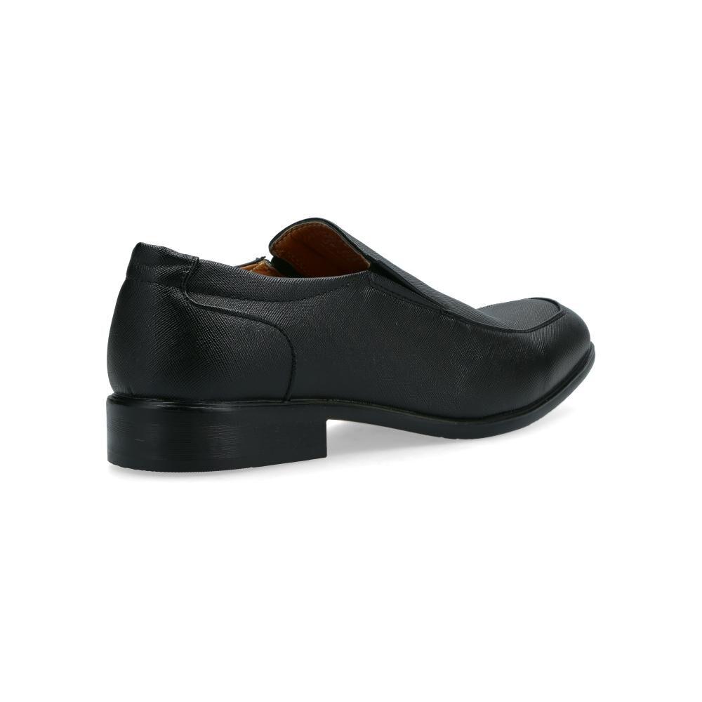 Zapato De Vestir Hombre Az Black image number 2.0