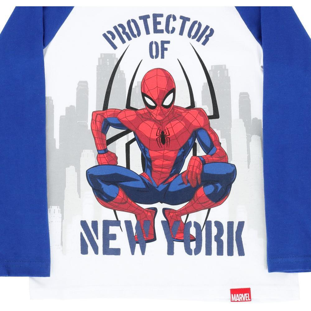 Polera Niño Spiderman image number 0.0
