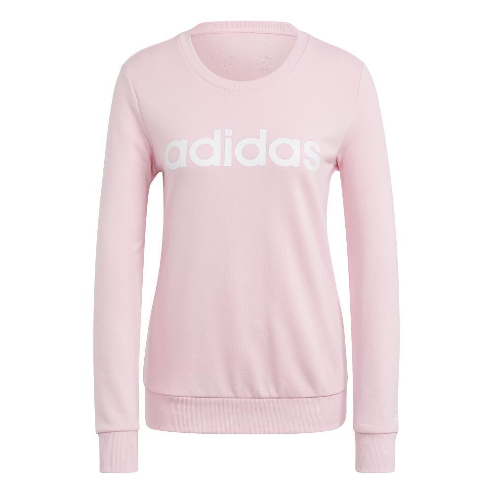 Polerón Deportivo Mujer Adidas Essentials image number 5.0