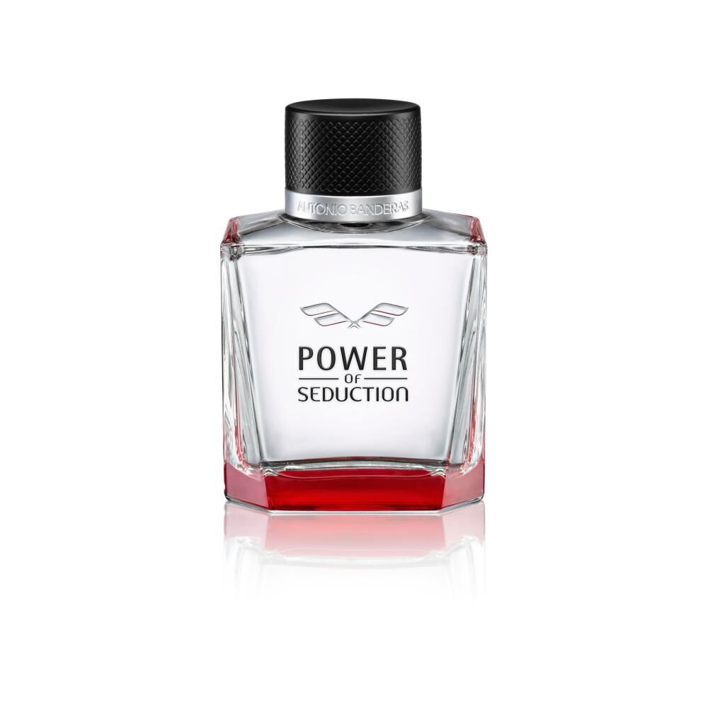 Perfume Power Of Seduction Antonio Bandera / 100 ml / Edt image number 0.0