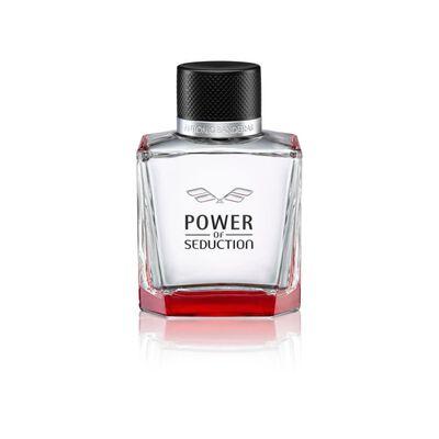 Perfume Power Of Seduction Antonio Bandera / 100 ml / Edt