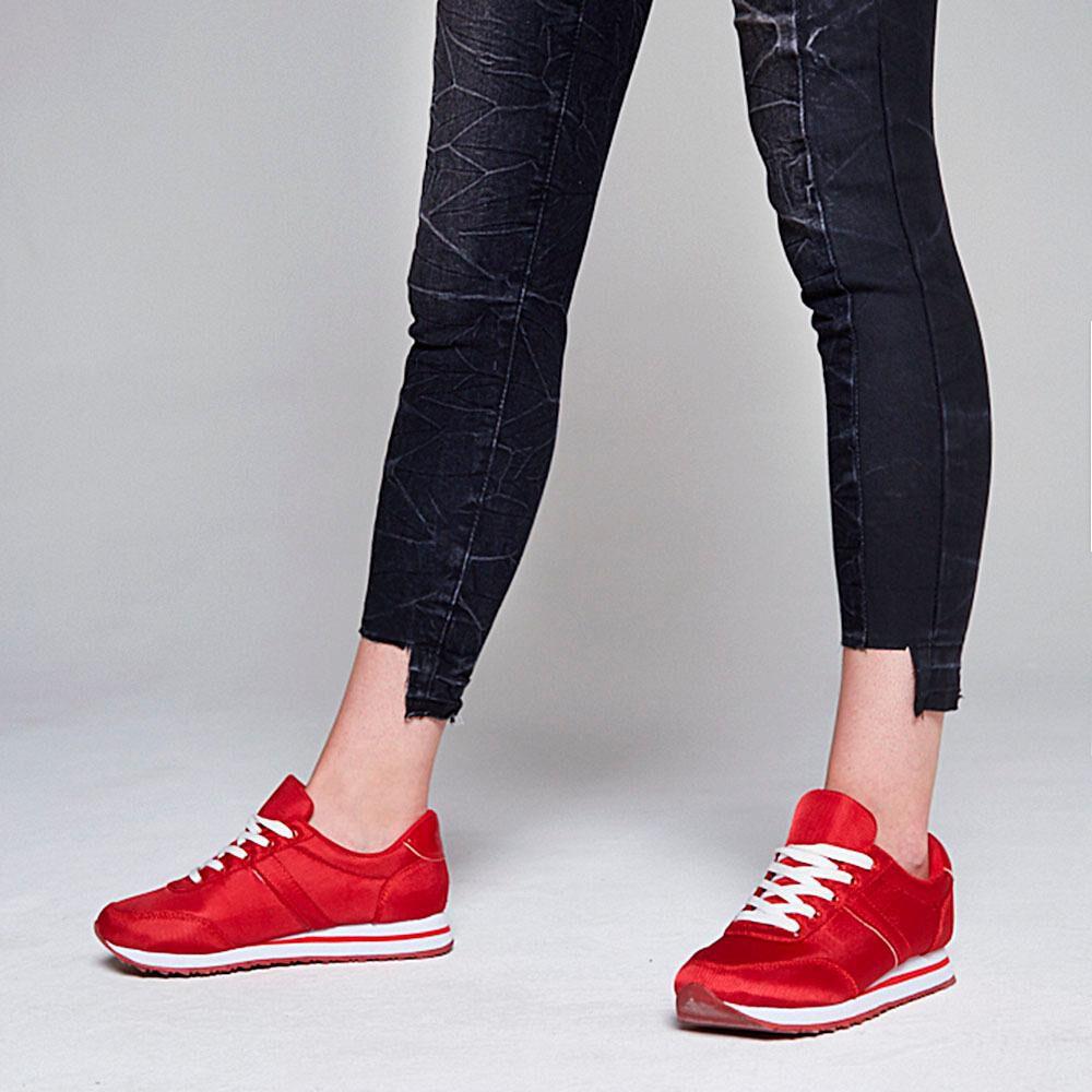Jeans Crop Detalle En Basta Mujer Rolly Go image number 2.0