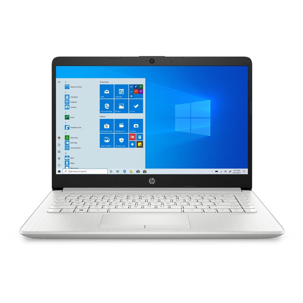 Notebook Hp 14-cf2051la / Intel Core I3 / 4 GB RAM / Intel Uhd / 256 GB / 14'' image number 2.0