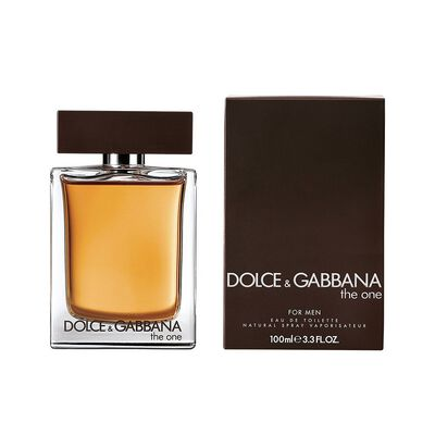 Perfume Dolce & Gabbana The One For Men / 100 Ml / Edp /