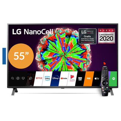 Led LG 55NANO79SNA / 55'' / 4K HDR Nano Cell / Smart Tv 2020