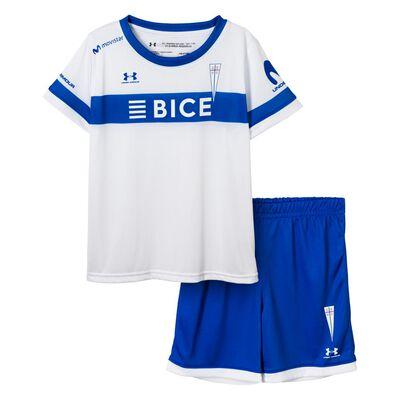 Camiseta De Futbol Niño Under Armour Universidad Católica