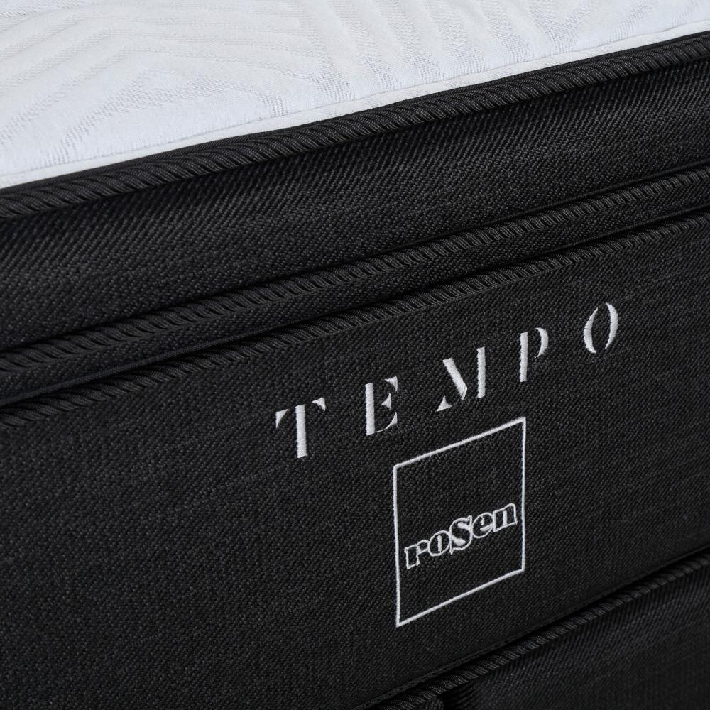 Cama Europea Rosen Tempo / King / Base Dividida + Set De Maderas image number 1.0