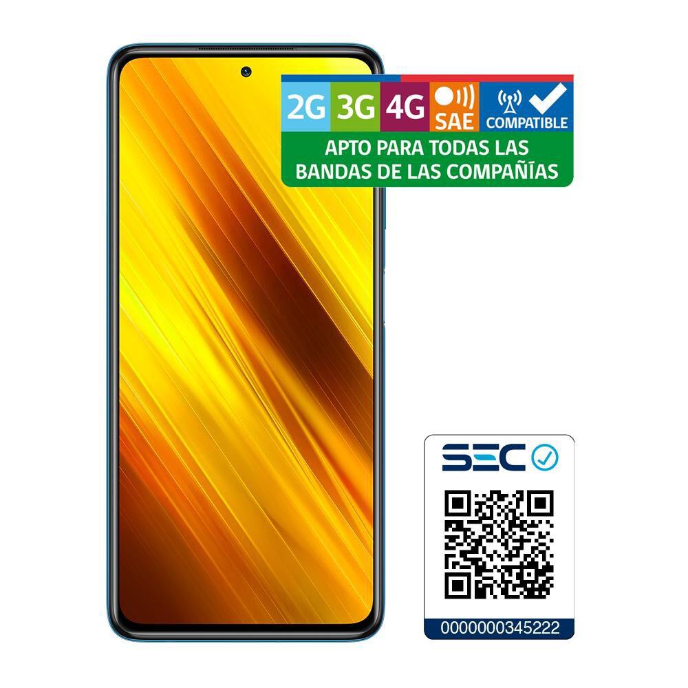 Smartphone Xiaomi Poco X3 64 Gb / Liberado image number 8.0