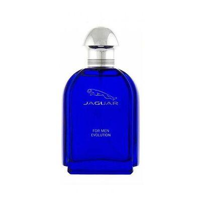 Perfume Hombre For Men Evolution Jaguar / 100 Ml / Eau De Toillete