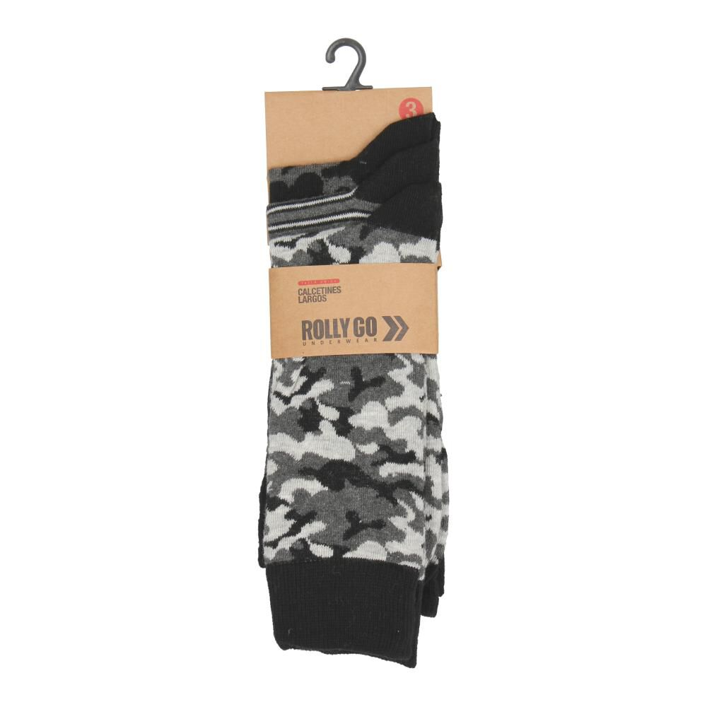 Calcetines Hombre Rolly Go Rgrisocks5 image number 0.0