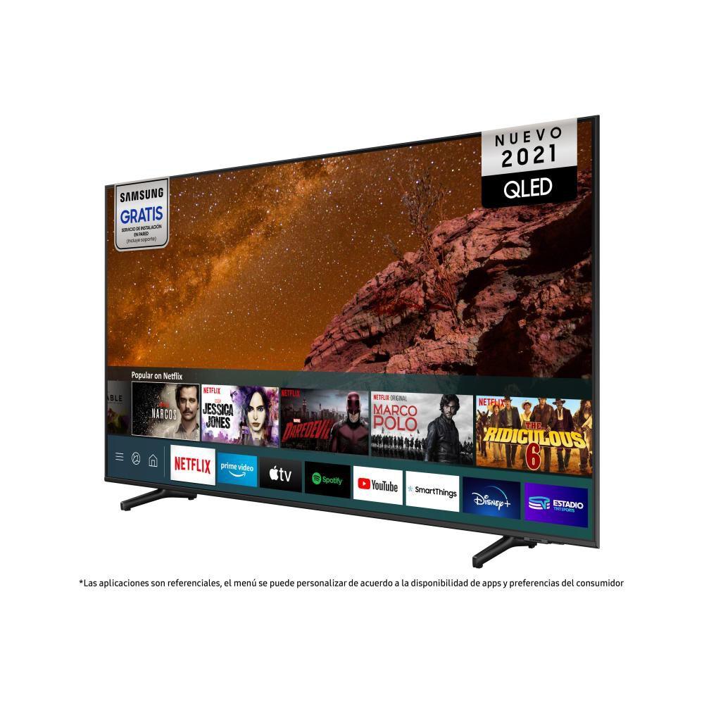 """Qled Samsung QN50Q60 / 50"""" / Ultra Hd / 4k / Smart Tv image number 1.0"""