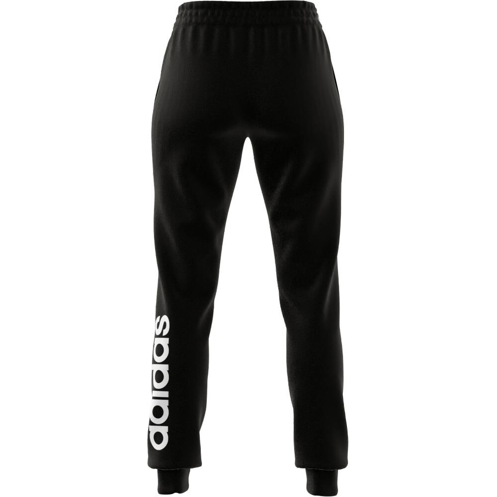 Pantalón De Buzo Mujer Adidas Essentials French Terry Logo image number 6.0