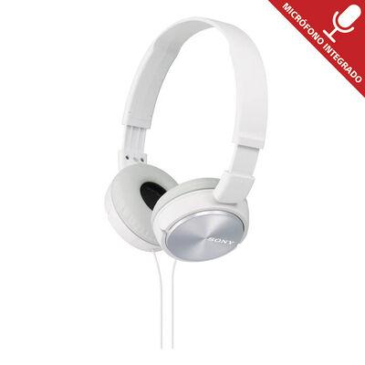 Audífonos Sony Mdr-Zx310 Blanco