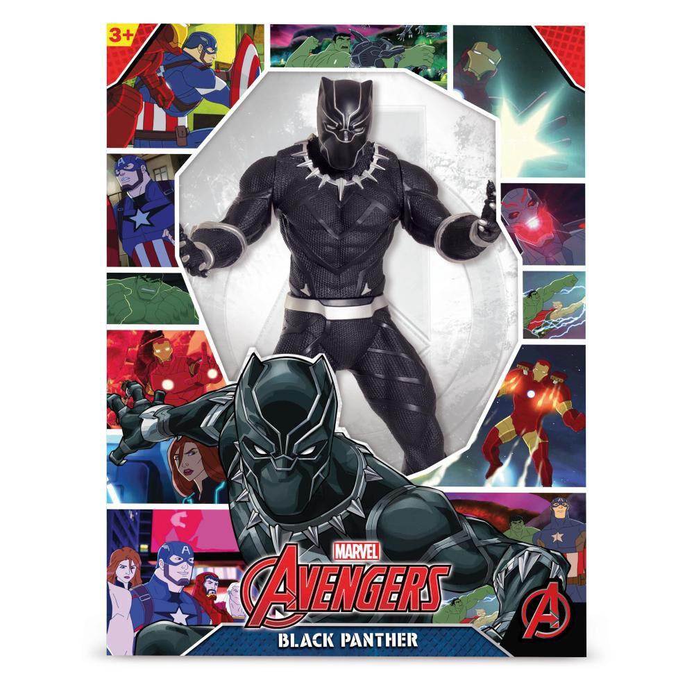 Figura De Acción Mimo Toys Black Panther Revolution image number 0.0
