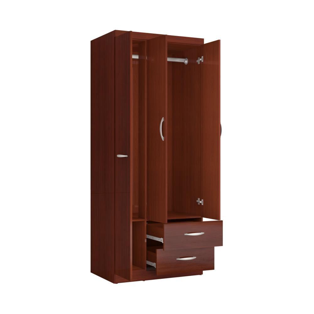 Closet Jdo&Desing Charm New / 3 Puertas / 2 Cajones image number 2.0