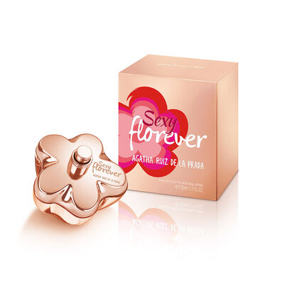 Perfume Agatha Ruiz De La Prada Sexy Florever / 80 Ml / Edt /