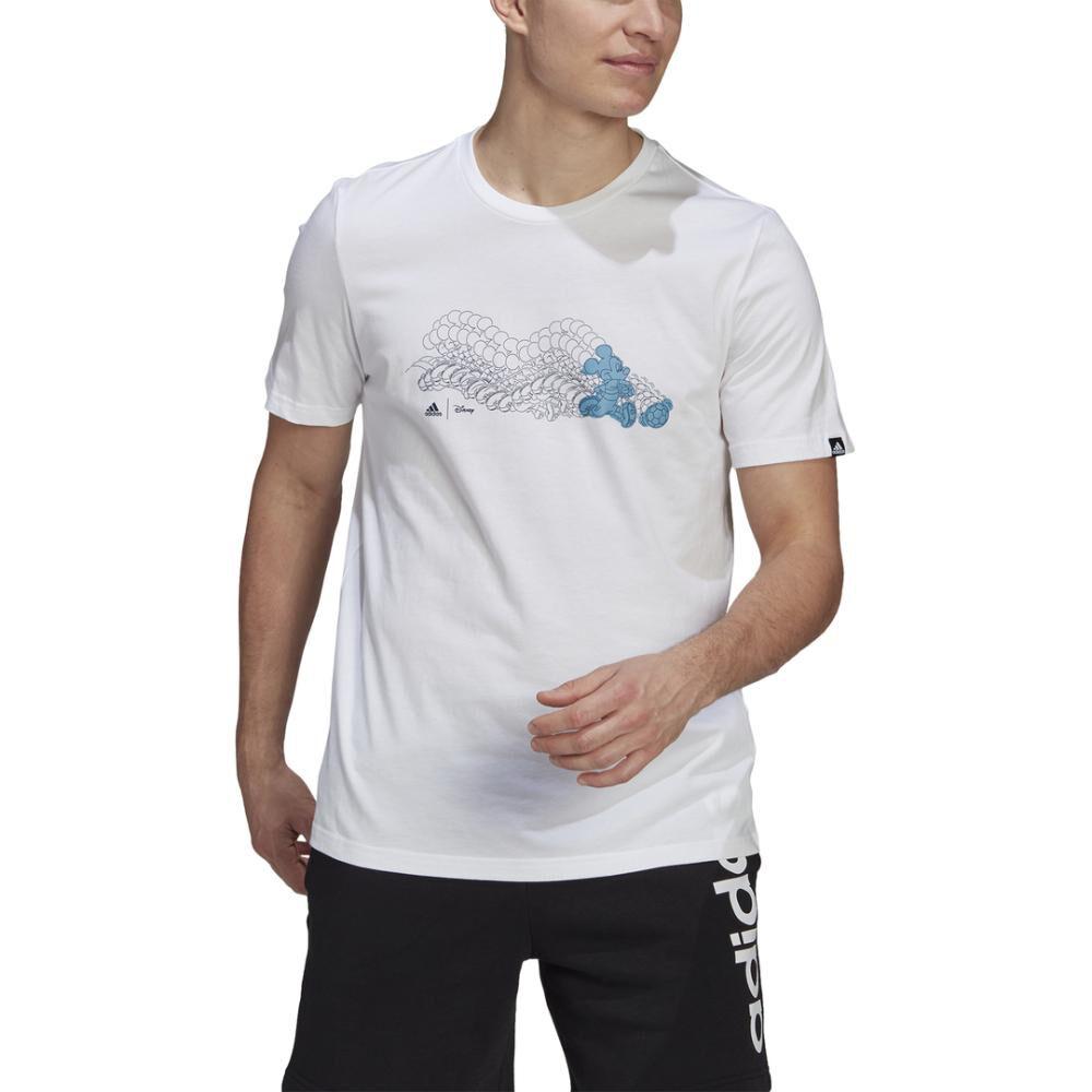 Polera Hombre Adidas Disney Futbol image number 0.0