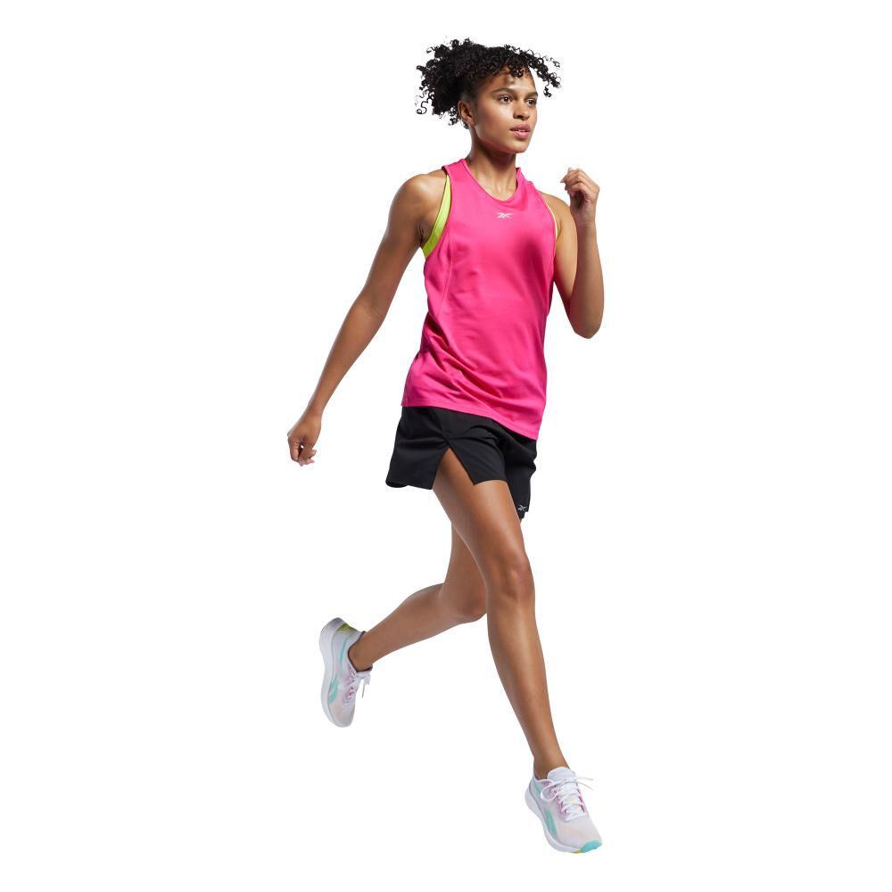 Polera Mujer Reebok Workout Ready Run Speedwick Tank image number 3.0