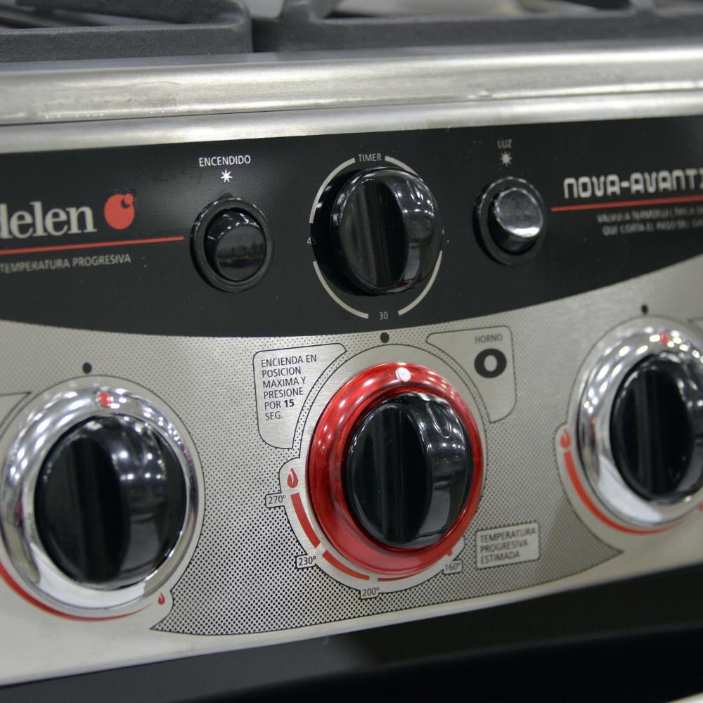 Cocina Sindelen Ch-9700In / 4 Quemadores image number 4.0