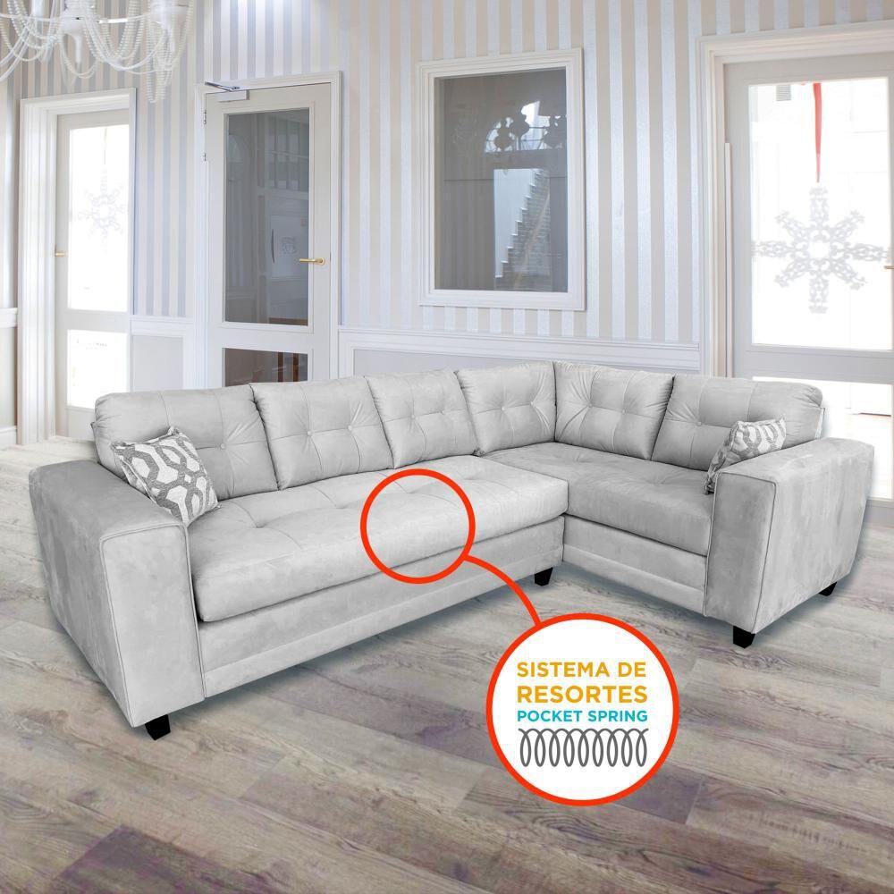 Sofá Seccional Living Factory Dubai Derecho / 6 Cuerpos image number 1.0