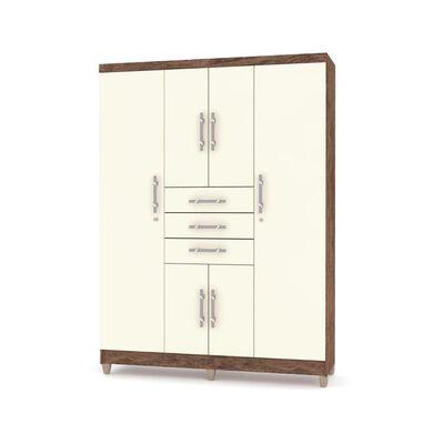 Closet Jdo&Desing Imbua / 6 Puertas / 3 Cajones
