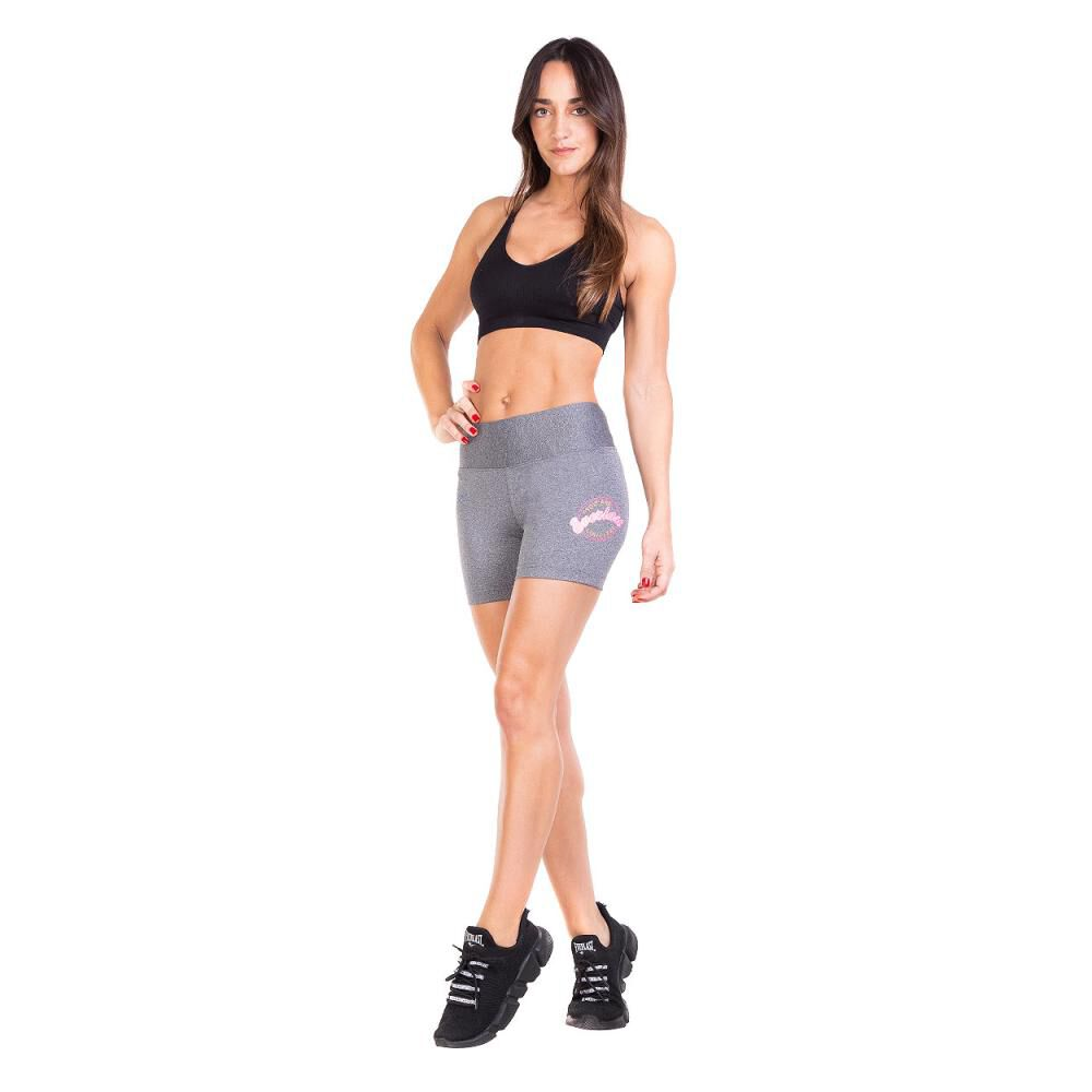 Short Deportivo Mujer Everlast Party image number 3.0