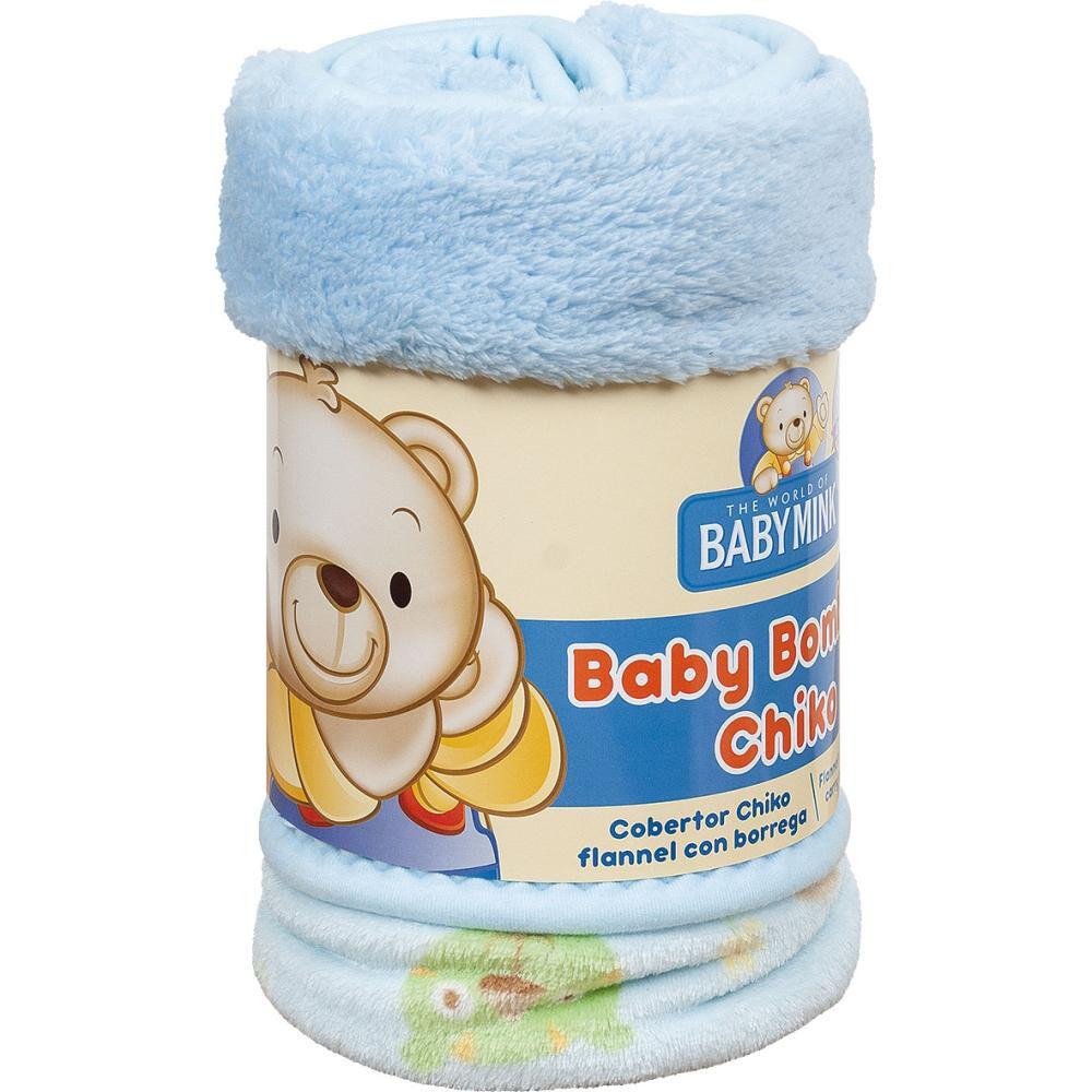 Frazada Baby Mink 8710001 image number 0.0