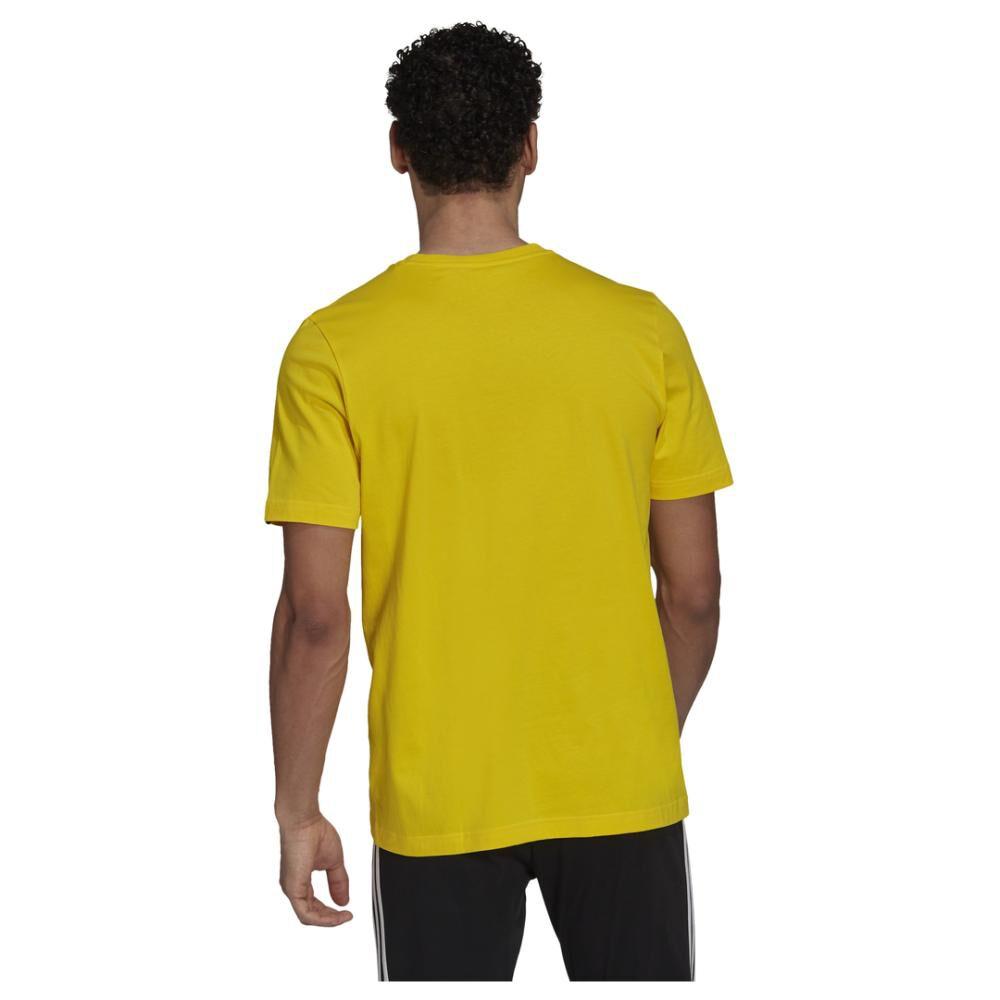 Polera Hombre Adidas Men Brushstroke V4 Tee image number 2.0
