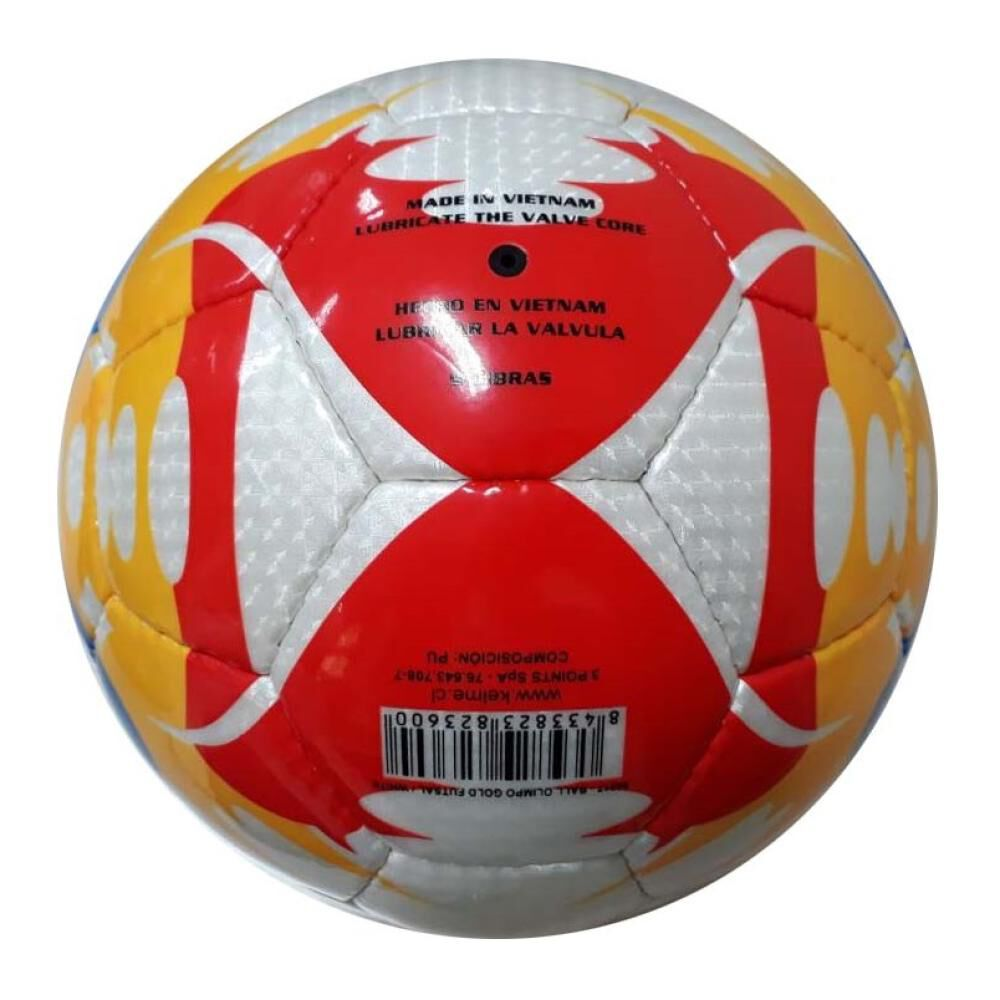 Balon De Futbol Kelme Olimpo Gold N°3 image number 2.0