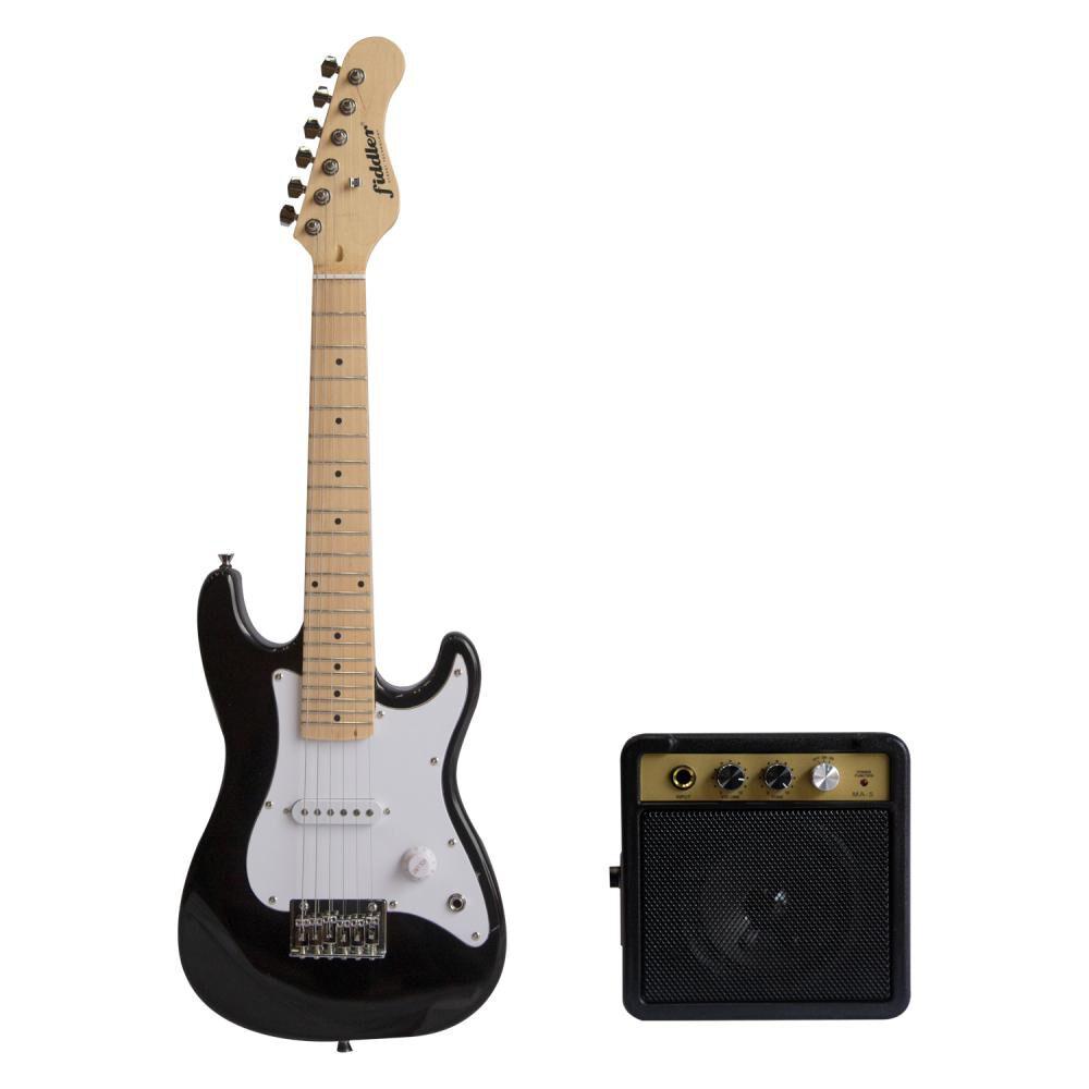 Combo Kids Guitarra Fiddler Con Amplificador image number 0.0