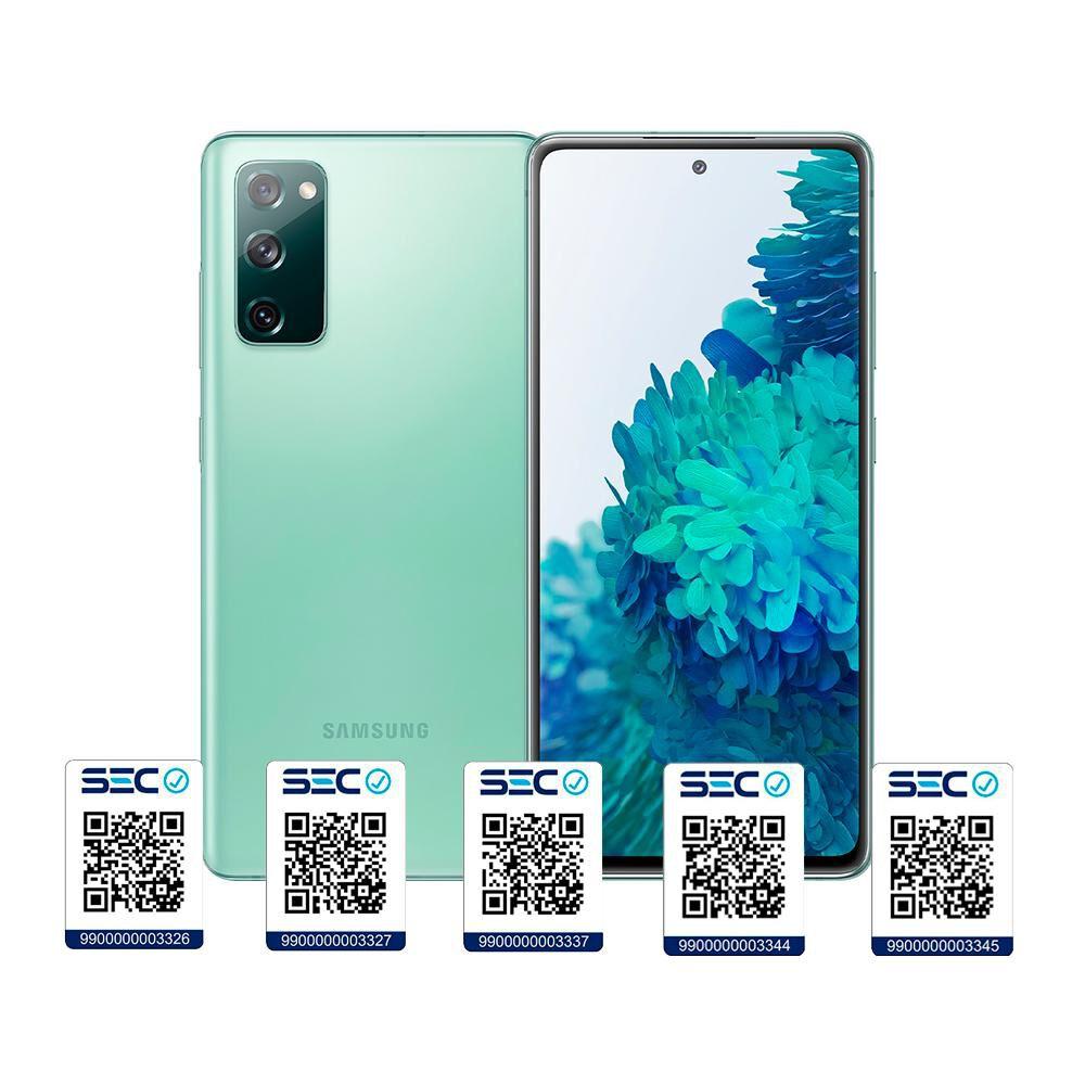 Smartphone Samsung S20fe Verde / 128 Gb / Liberado image number 7.0