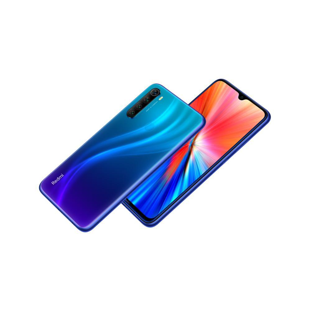 Smartphone Xiaomi Redmi Note 8 2021 Azul / 64 Gb / Liberado image number 8.0