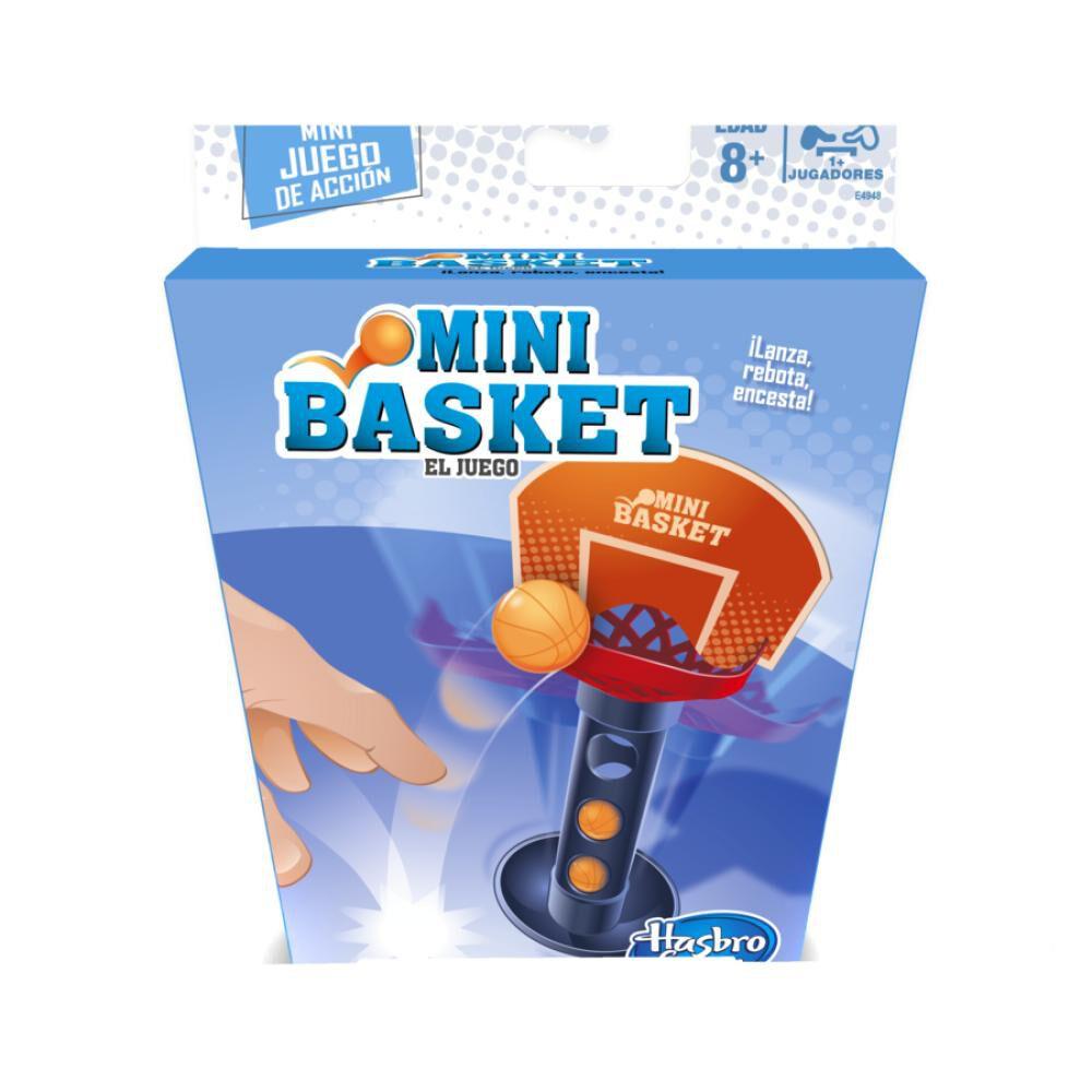 Juego de Mesa Mini Basket image number 1.0