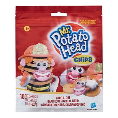 Figura De Acción Potato Head Chips Bárbara Coa