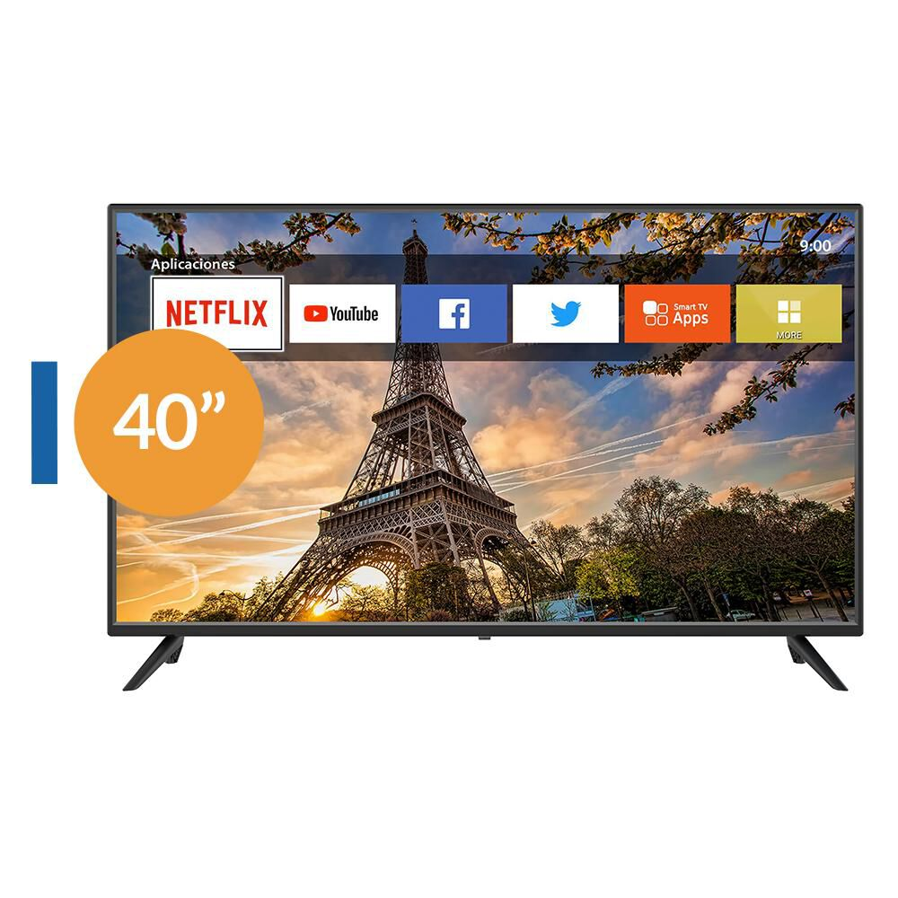 """Led Master G Mgs4008x / 40"""" / Full Hd / Smart Tv image number 0.0"""