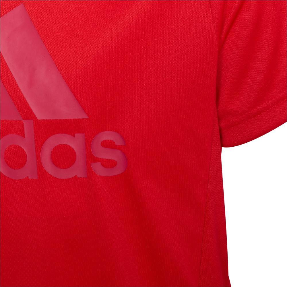 Polera Niña Adidas Designed To Move image number 3.0