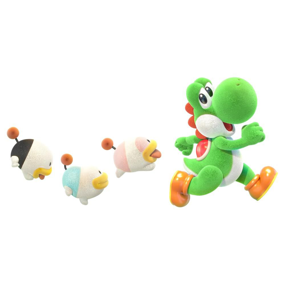Juego Nsw Yoshi Crafted World image number 1.0
