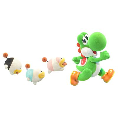 Juego Nsw Yoshi Crafted World