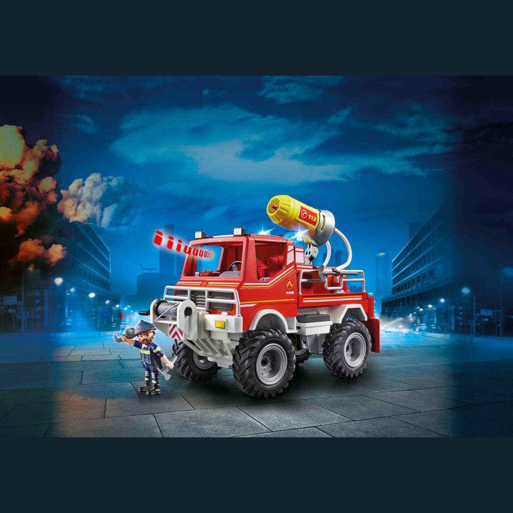 Figura De Acción Playmobil Todoterreno image number 2.0