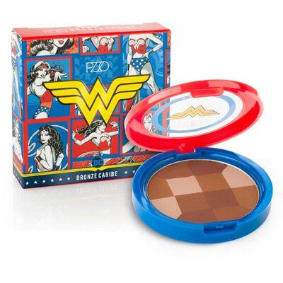 Polvo Sun Bronze Sand 9 Gr Wonder Woman